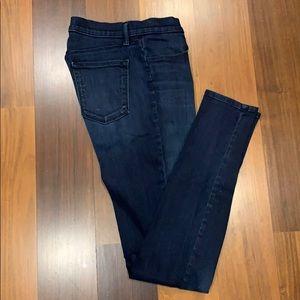 High Waisted J Brand Jeans